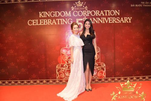 Sao Việt chúc mừng kỷ niệm 5 năm thành lập hệ thống Kingdom - 3