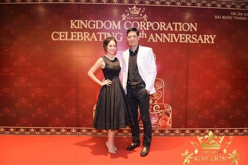 Sao Việt chúc mừng kỷ niệm 5 năm thành lập hệ thống Kingdom - 2