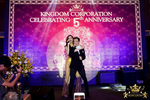 Sao Việt chúc mừng kỷ niệm 5 năm thành lập hệ thống Kingdom - 1