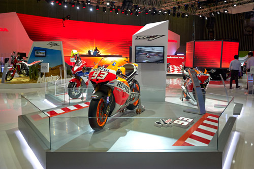 Chiêm ngưỡng xe máy tương lai của Honda - 7