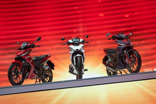 Chiêm ngưỡng xe máy tương lai của Honda - 3