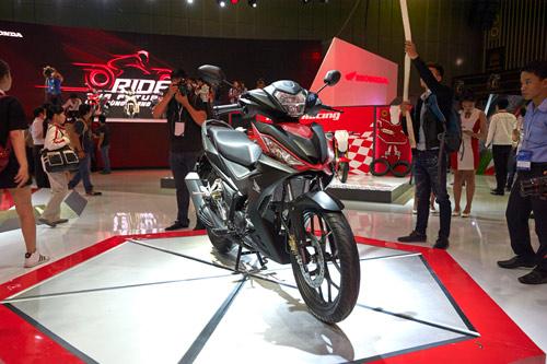 Chiêm ngưỡng xe máy tương lai của Honda - 4