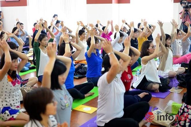 Vì sao tập Yoga phòng tránh bệnh ung thư - 1