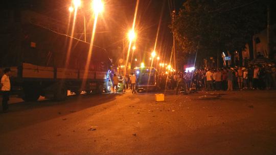 Vụ ôm mìn tự sát: Phó giám đốc công an tỉnh bị thương - 1