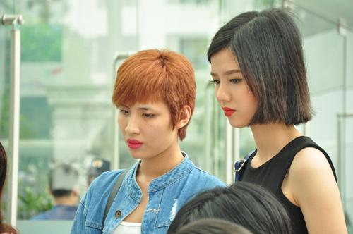Thu Hạ, Đào Thị Nhung, Nguyễn Thị Thành the Face - 2