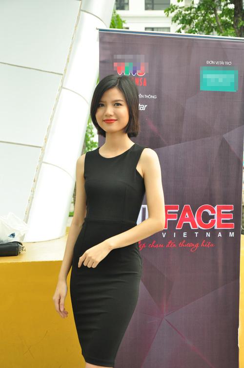 """Ước mơ đổi đời của 3 nàng """"Lọ Lem"""" Việt ở The Face - 4"""