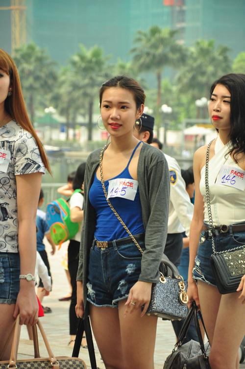 """Ước mơ đổi đời của 3 nàng """"Lọ Lem"""" Việt ở The Face - 7"""