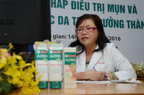 Tư vấn điều trị mụn và chăm sóc da tuổi trưởng thành - 3