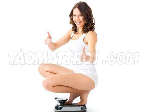 Bí quyết tăng cân nhanh người gầy nên biết - 1
