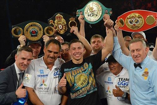 """""""Cậu bé vàng"""" boxing: 35 trận, 32 knock-out - 3"""