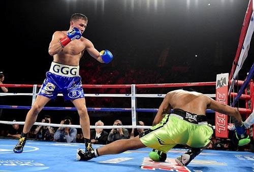 """""""Cậu bé vàng"""" boxing: 35 trận, 32 knock-out - 2"""