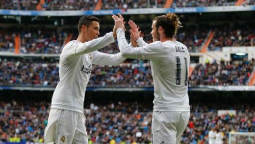 """""""Làm lành"""" Ronaldo, Bale khẳng định tương lai ở Real - 1"""
