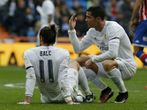 """""""Làm lành"""" Ronaldo, Bale khẳng định tương lai ở Real - 2"""