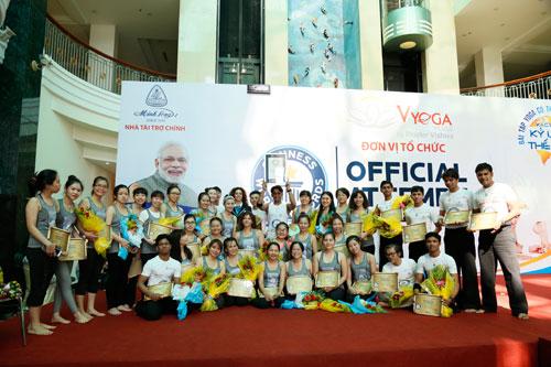 Vyoga world & kỷ lục thế giới - 6