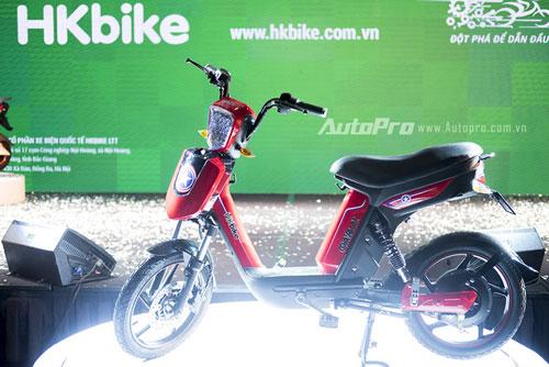 Hkbike trình làng 5 siêu phẩm xe điện mới - 4