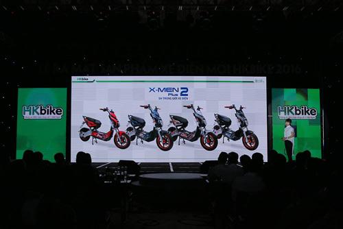 Hkbike trình làng 5 siêu phẩm xe điện mới - 2