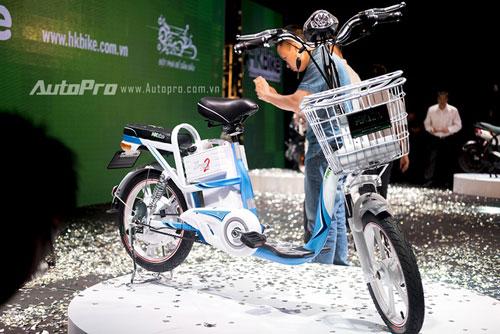 Hkbike trình làng 5 siêu phẩm xe điện mới - 3