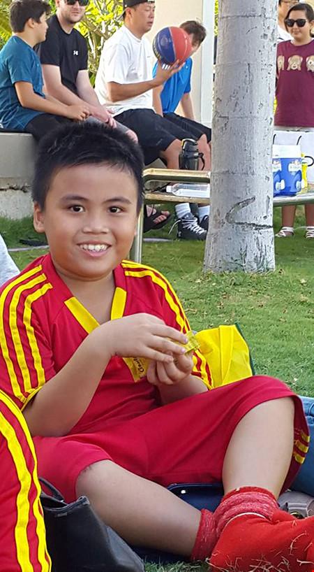 Borussia Dortmund ấn tượng với tài năng 8 tuổi của trường Lương Thế Vinh - 1