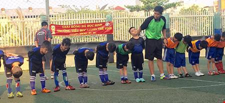 Borussia Dortmund ấn tượng với tài năng 8 tuổi của trường Lương Thế Vinh - 10