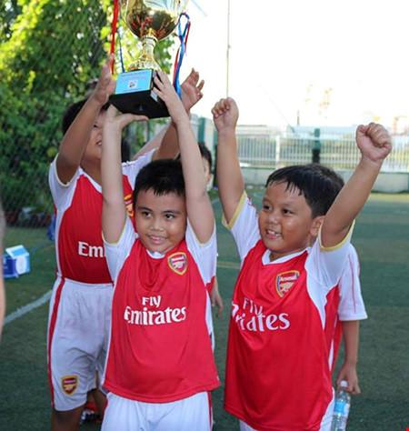 Borussia Dortmund ấn tượng với tài năng 8 tuổi của trường Lương Thế Vinh - 3