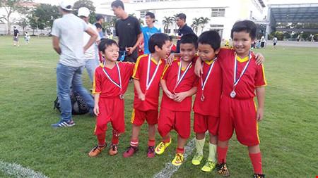Borussia Dortmund ấn tượng với tài năng 8 tuổi của trường Lương Thế Vinh - 4