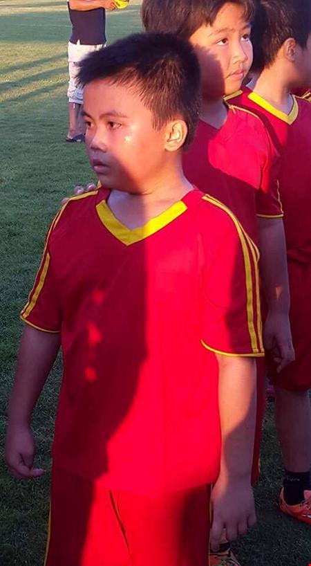 Borussia Dortmund ấn tượng với tài năng 8 tuổi của trường Lương Thế Vinh - 5