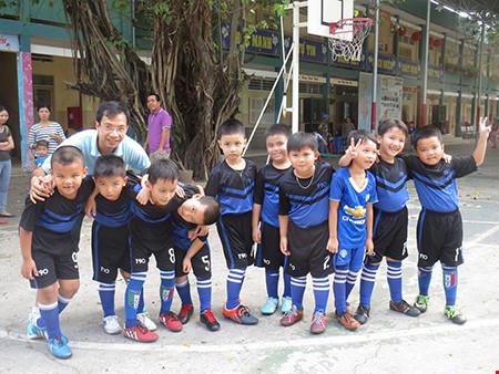 Borussia Dortmund ấn tượng với tài năng 8 tuổi của trường Lương Thế Vinh - 7