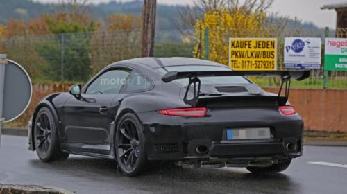 Porsche 911 GT3 RS 4.2 phiên bản 2017 lộ diện - 3