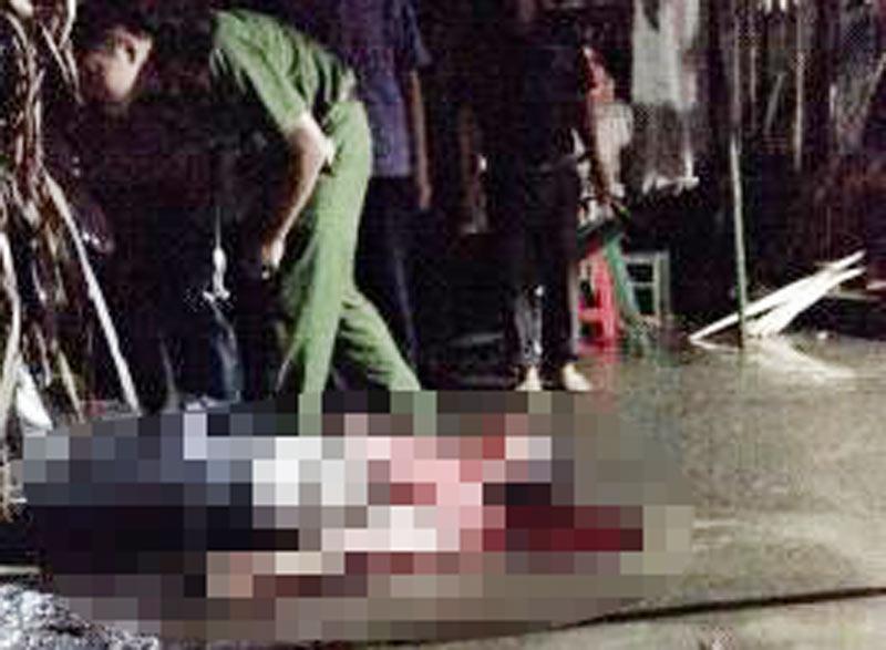 Chủ tịch Ủy ban MTTQ xã bị sát hại tại đám ma - 1