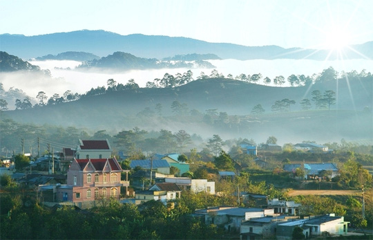 Khám phá những điểm đến mát mẻ nhất Việt Nam - 9