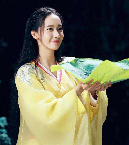 """Mê mẩn dàn mỹ nhân tuyệt sắc của """"Võ thần Triệu Tử Long """" - 5"""