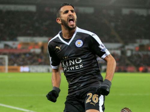 """Leicester: """"Hàng hiệu"""" Mahrez và cơ hội đổi đời - 2"""