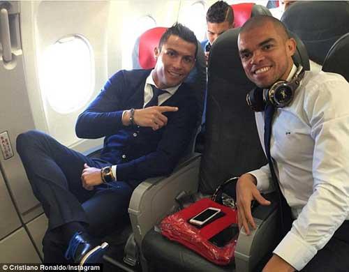 Ronaldo: Hạ Man City và chinh phục các kỷ lục - 5