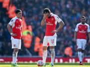 """Bóng đá - """"Bệnh nặng"""" của Arsenal: Ozil làm, Giroud phá"""