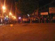 An ninh Xã hội - 3 lần ném mìn xuống đường phố, 1 người tử nạn