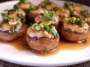 Ẩm thực - Ngon miệng với canh thịt nạc nấu chua, nấm nhồi tôm