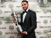 Bóng đá - Cầu thủ hay nhất NHA 2015/16: Vinh danh Mahrez
