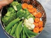 Sức khỏe đời sống - Thực phẩm xanh giúp chị em đốt cháy mỡ bụng hiệu quả
