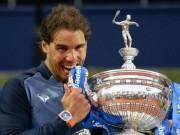 Thể thao - BXH tennis 25/4: Top 4 vẫy gọi Rafael Nadal