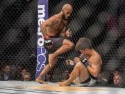 Thể thao - UFC: Lên gối, hạ đối thủ bằng đòn Muay Thái