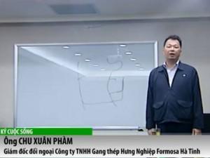 Tin tức trong ngày - Đại diện Formosa: Chọn nhà máy thép hay cá, tôm?