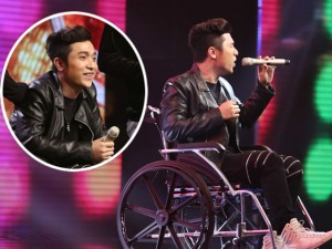 Yanbi bị gãy xương đùi vẫn diễn hết mình tại X-Factor