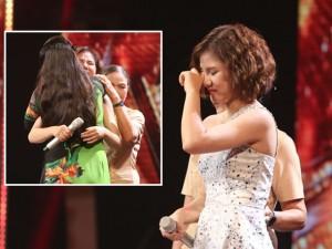 Giọng ca 16 tuổi khóc nức nở khi gặp lại mẹ tại X-Factor