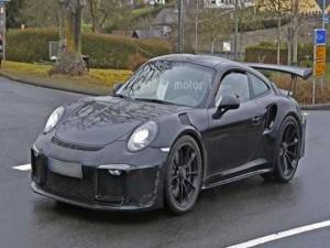 Porsche 911 GT3 RS 4.2 phiên bản 2017 lộ diện