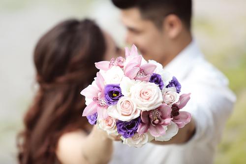 Bộ ảnh cưới tuyệt đẹp của á khôi Người đẹp Kinh Bắc - 10