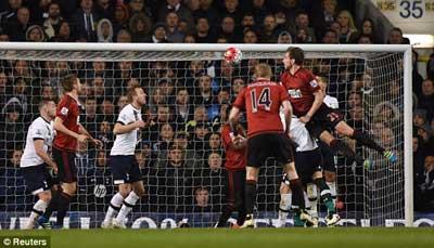 Chi tiết Tottenham – West Brom: Ngai vàng quá xa (KT) - 5
