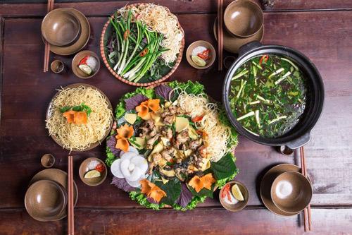 Nhà hàng Góc quê: Chuyến du hành về miền quê Việt trong từng món ăn - 2
