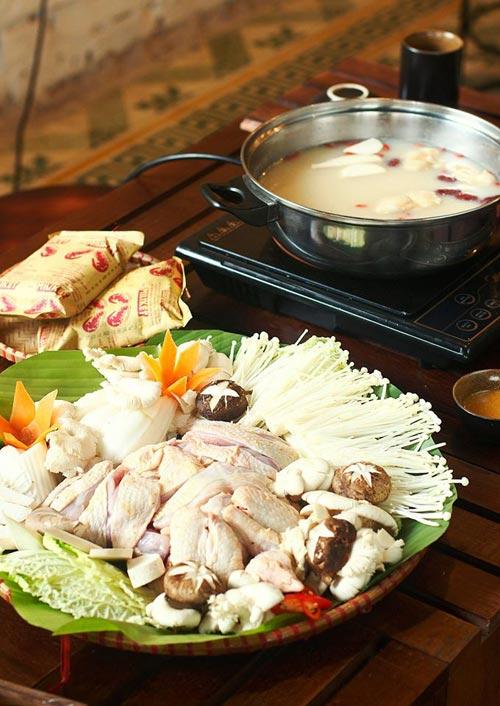 Nhà hàng Góc quê: Chuyến du hành về miền quê Việt trong từng món ăn - 8