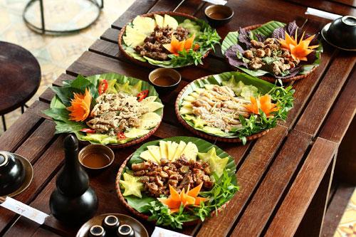 Nhà hàng Góc quê: Chuyến du hành về miền quê Việt trong từng món ăn - 9