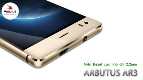 """Arbutus AR3 - smartphone giá rẻ """"đúng nghĩa"""" - 2"""